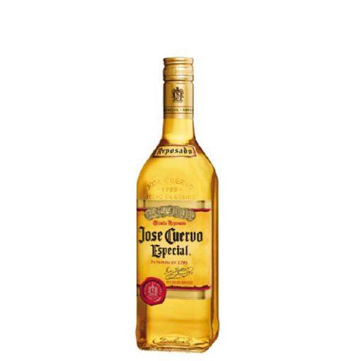Tequila Cuervo Especial Gold